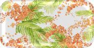 Vallila tarjotin Mimosa 43x22 cm oranssi