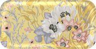 Vallila Helle tarjotin 43x22 cm keltainen