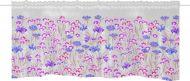 Vallila kappaverho Neela 60x250 cm pinkki