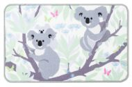Vallila kynnysmatto Koala 50x80 cm turkoosi