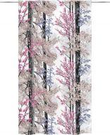 Vallila valmisverho Harmonia 140x250 cm pinkki