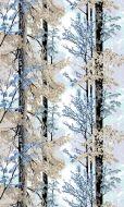 Vallila Harmonia vahakangas 145 cm sininen