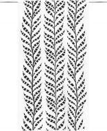 Vallila valmisverho Erin 140x250 cm musta