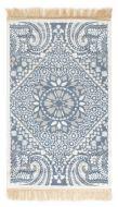 Vallila käytävämatto Paisley 68x110 cm sininen