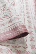 Vallila käytävämatto Paisley 68x220 cm roosa