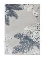 Vallila Mimosa shiny matto 160x230 cm harmaa