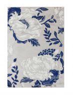 Vallila matto Rosalie effect 140x200 cm sininen