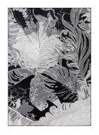 Vallila matto Seikkailija 140x200 cm musta