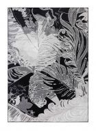 Vallila matto Seikkailija 160x230 cm musta