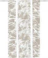 Vallila Kelohonka valmisverho 140x250 cm beige-valkoinen