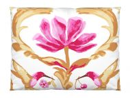 Vallila tyynyliina Kirsikkalintu 50x60 cm roosa