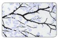 Vallila Tunturikoivu matto 50x80cm laventelinsininen