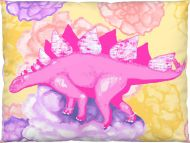 Vallila tyynyliina Dino 50x60 cm keltainen