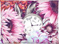 Vallila tyynyliina Ihmemaa  50x60 cm pinkki