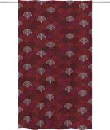 Vallila Viuhka valmisverho 140x240 cm punainen