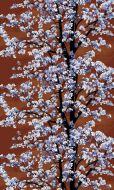Vallila Omenapuu valmisverho 140x250 cm ruskea
