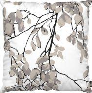 Vallila Lehtisade tyynynpäällinen 43x43 cm beige