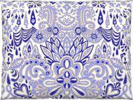 Vallila Tiara tyynyliina 50x60 cm sininen