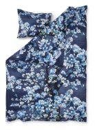Vallila Omenapuu pussilakanasetti 150x210 cm sininen