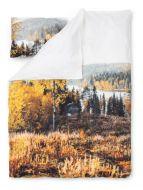 Vallila Jänkä pussilakanasetti 150x210 cm keltainen