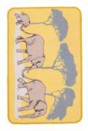 Vallila Norsumarssi matto 50x80 cm keltainen