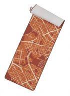 Vallila Map matto 80x300 cm terra