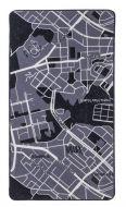 Vallila Map matto 80x150 cm sininen
