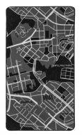 Vallila Map matto 80x150 cm harmaa