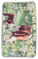 Vallila Mansikki matto 50x80 cm vihreä