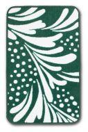 Vallila Huurre matto 50x80 cm vihreä