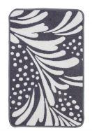 Vallila Huurre matto 50x80 cm tummanharmaa