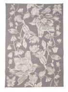 Vallila Maria effect matto 160x230 cm tummanharmaa
