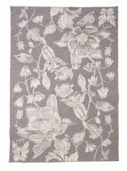 Vallila Maria effect matto 140x200 cm tummanharmaa