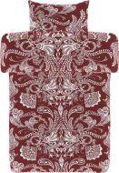 Vallila Syvämeri pussilakanasetti 150x210 cm punainen