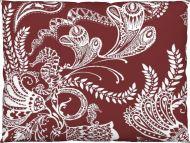 Vallila Syvämeri tyynyliina 50x60 cm punainen