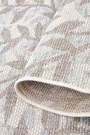 Vallila Viidakko flat matto 80x400 cm harmaa