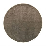VM-Carpet Hattara  43 ruskea Ø 200 cm
