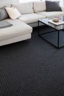 VM-Carpet matto Valkea 160x230 cm musta-harmaa