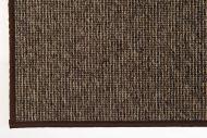 VM-Carpet Balanssi 49 ruskea,  80*200 cm, kantti 5990