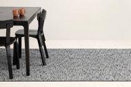 VM-Carpet käytävämatto Tuohi  80x250 cm musta
