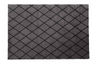 VM-Carpet Salmiakki 26 harmaa-musta, 80*150 cm