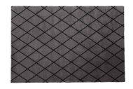 VM-Carpet Salmiakki 26 harmaa-musta, 80*250 cm