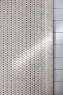 VM-Carpet käytävämatto Valkea 80x150 cm beige-harmaa