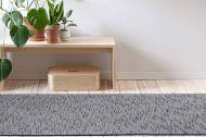 VM-Carpet käytävämatto Tuohi  80x300 cm musta