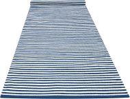 Create Home Matto Pouta raidall.80x150cm sini-valkoinen