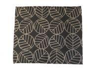 Create Home laudeliina Leppä 45x55 cm musta/pellava
