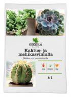 Kekkilä Kekkilä Kaktus-ja mehikasvimulta 6l