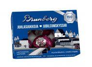 Brunberg Juhlasuukko mustaherukka 6 kpl 150 g