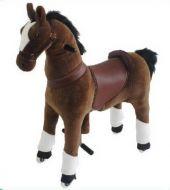 Toby's ratsastettava hevonen pyörillä 54 cm