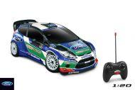 Kool Speed R/C Ford Fiesta WRC Kauko-ohjattava ralliauto 1:20